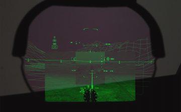 Enhanced Flight HUD Vision Avionics Technology