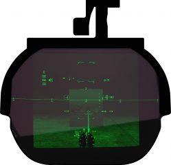 EFVS HUD Display Interface