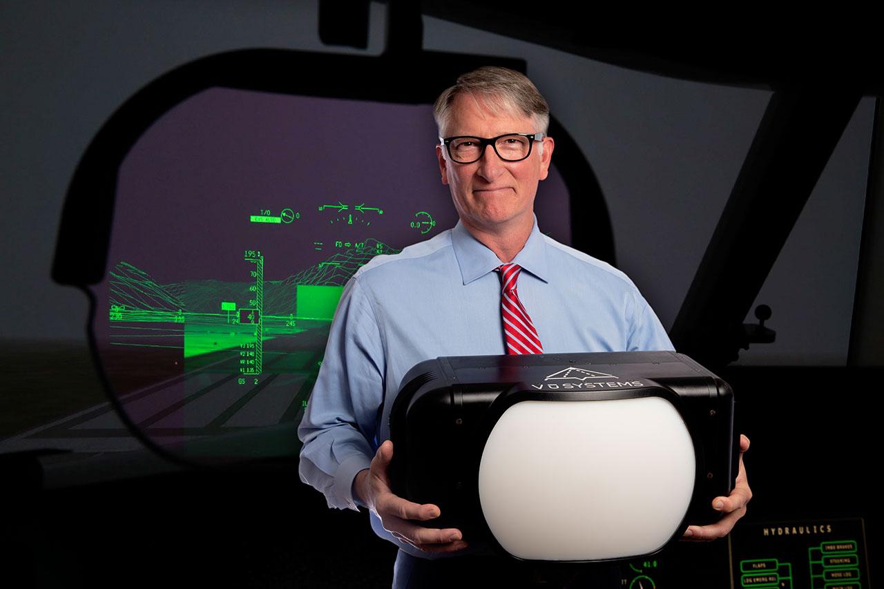 Vu Systems CEO and Vu Cube EFVS Technology