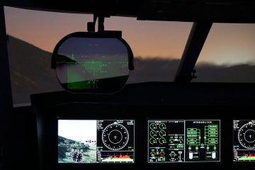 Future Head Up Display Aircraft Technology
